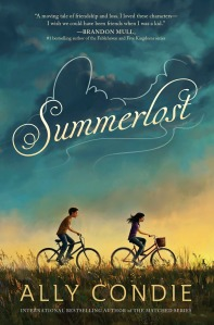 Summerlost cover