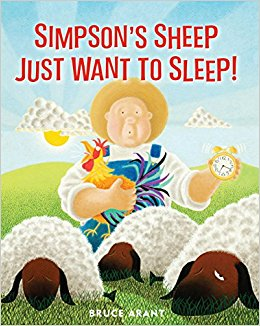 simpsons sheep just want