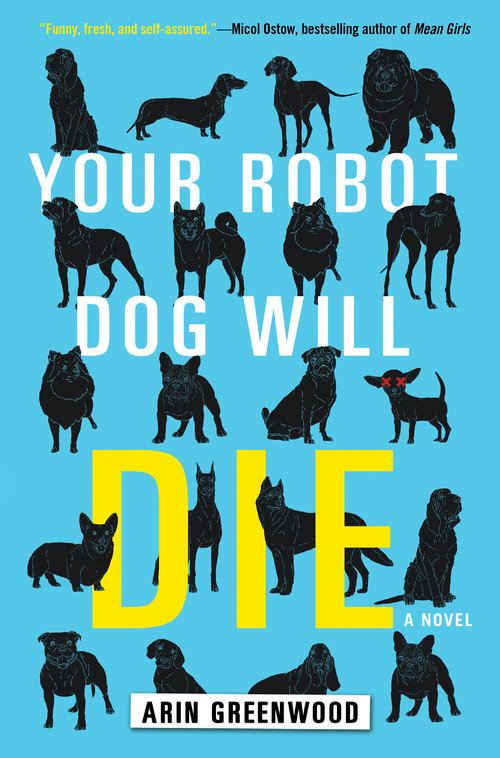 yourrobotdog