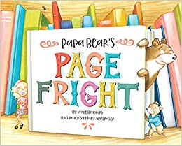 papa bear's page fright