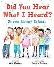 did you hear
