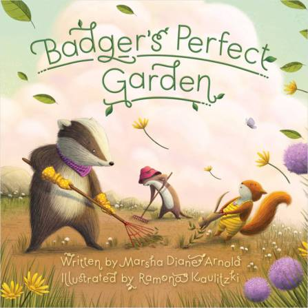 badgers perfect garden