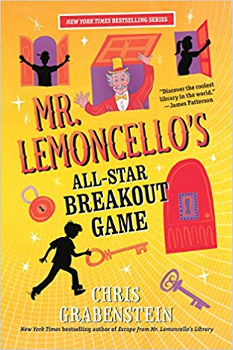 lemoncello break out