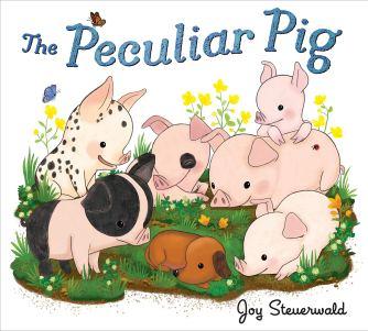 peculiar pig