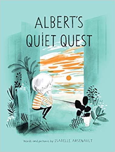 alberts quiet quest