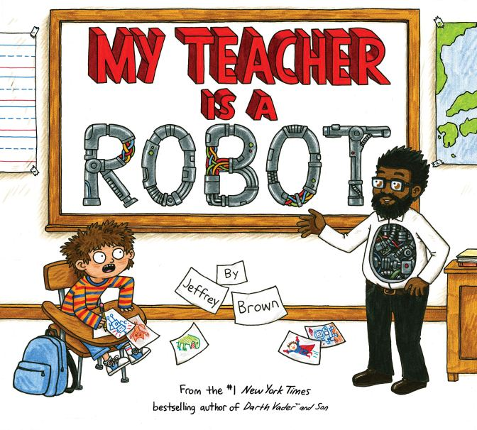 teacher robot