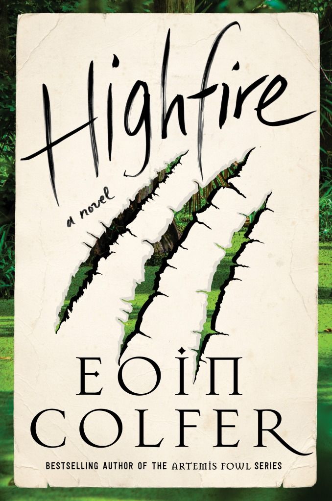 Highfire_Eoin Colfer_Final Cover Image