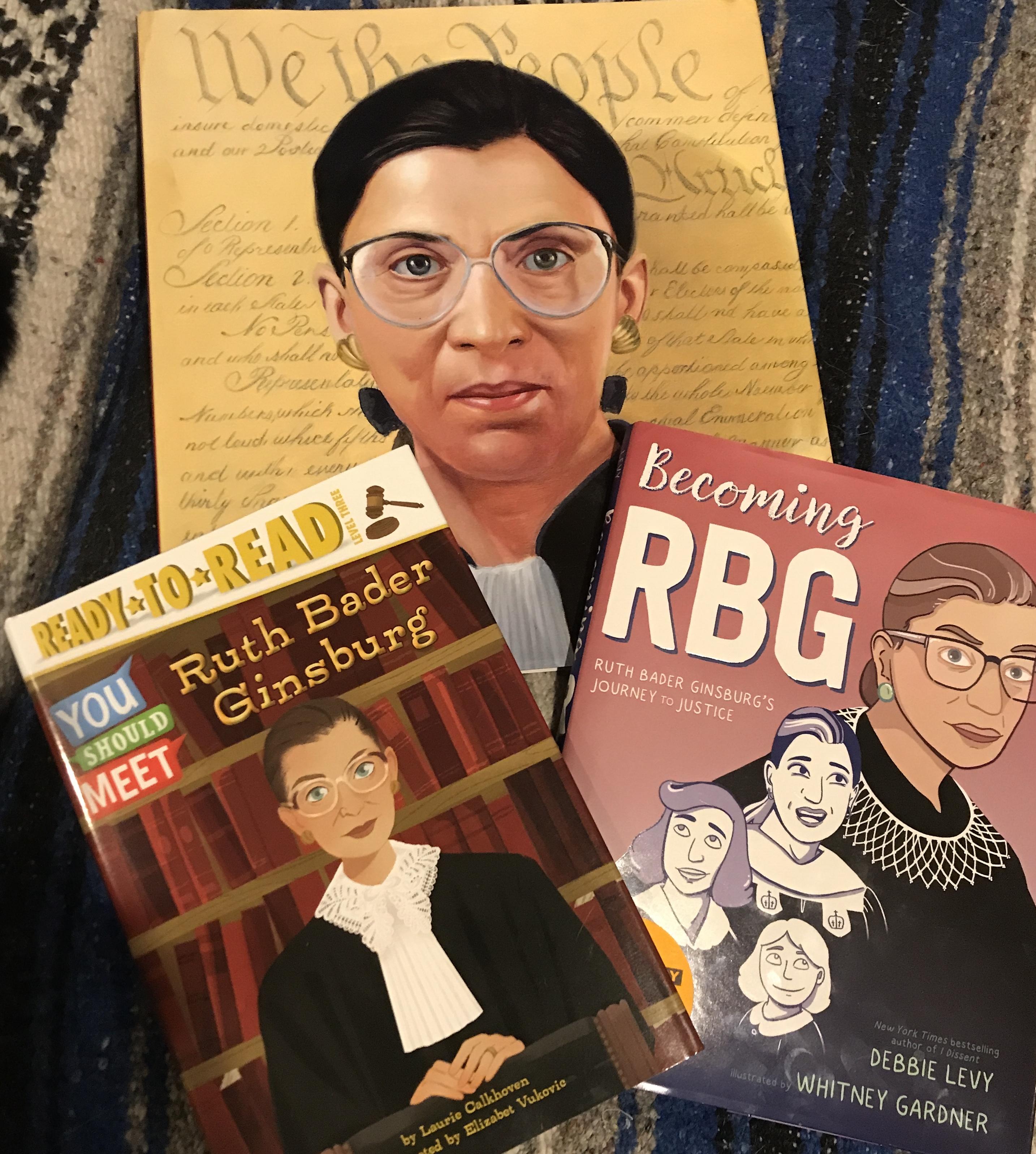 3 RBG books