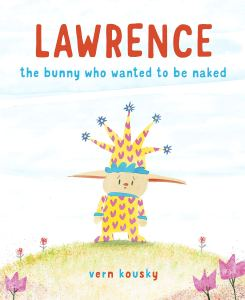 lawrence the bunny