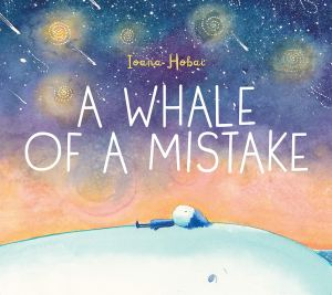 a whale of a mstake