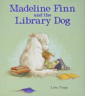 madeline finn library dog