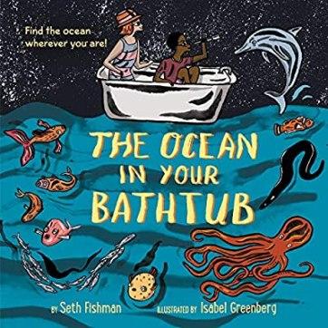 ocean in bathtub