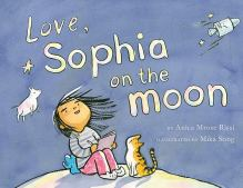 sophia on the moon